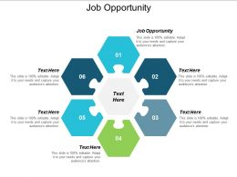 Job Opportunity Ppt Powerpoint Presentation Gallery Slide Download Cpb