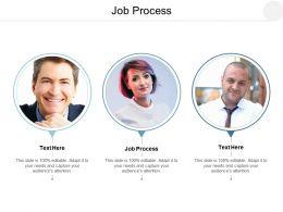 Job Process Ppt Powerpoint Presentation Inspiration Layouts Cpb