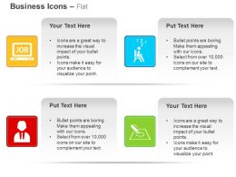 Job Search Laziness Search Report Ppt Icons Graphics