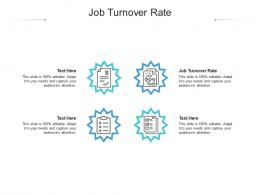 Job Turnover Rate Ppt Powerpoint Presentation Portfolio Outline Cpb