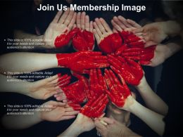 Join Us Membership Image