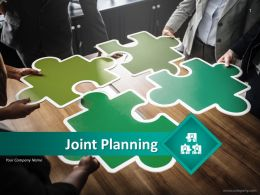 Joint Planning Powerpoint Presentation Slides