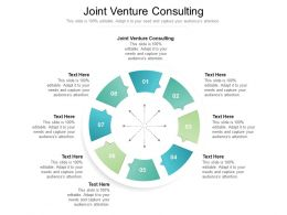 Joint Venture Consulting Ppt Powerpoint Presentation Visuals Cpb