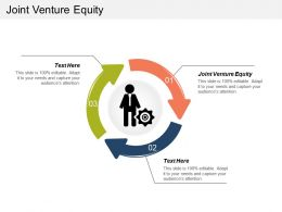 joint venture presentation templates
