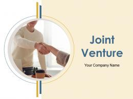 Joint Venture Successful Strategy Business Employee Stronger Innovative Product