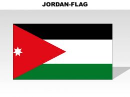 jordan_country_powerpoint_flags_Slide01