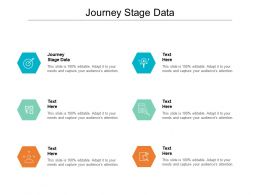 Journey Stage Data Ppt Powerpoint Presentation Professional Introduction Cpb