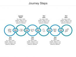 Journey Steps Ppt Powerpoint Presentation Icon Cpb