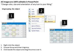 June 2013 Calendar PowerPoint Slides PPT templates