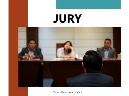 Jury Executive Proceeding Gravel Concept