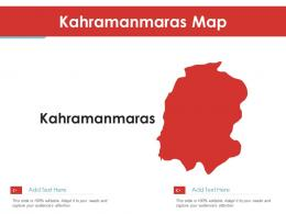 Kahramanmaras Powerpoint Presentation PPT Template
