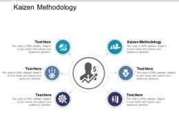 Kaizen Methodology Ppt Powerpoint Presentation Styles Format Cpb
