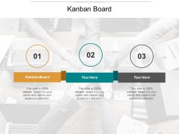 Kanban Board Ppt Powerpoint Presentation Infographics Picture Cpb