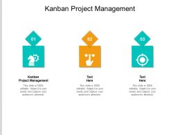 Kanban Project Management Ppt Infographic Template Backgrounds Cpb