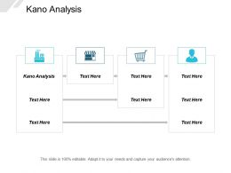 Kano Analysis Ppt Powerpoint Presentation Layouts Show Cpb