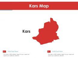 Kars Powerpoint Presentation PPT Template