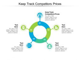 Keep Track Competitors Prices Ppt Powerpoint Presentation Infographics Slideshow Cpb