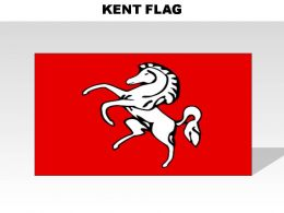 Kent Country Powerpoint Flags