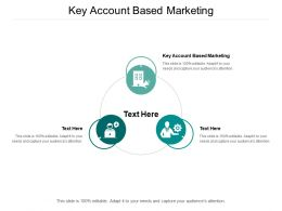 Key Account Based Marketing Ppt Powerpoint Presentation Styles Templates Cpb