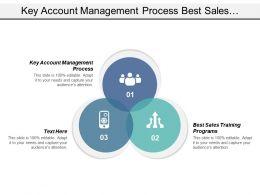 Key Account Management Process Best Sales Training Programs Cpb