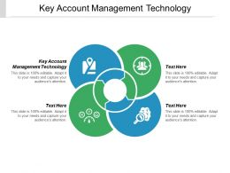 Key Account Management Technology Ppt Powerpoint Presentation Styles Skills Cpb