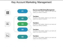 Key Account Marketing Management Ppt Powerpoint Presentation Show Sample Cpb