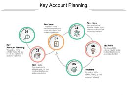 Key Account Planning Ppt Powerpoint Presentation Visual Aids Files Cpb