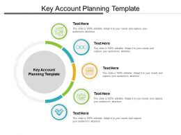 Key Account Planning Template Ppt Powerpoint Presentation File Example Topics Cpb