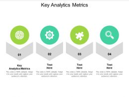 Key Analytics Metrics Ppt Powerpoint Presentation Professional Master Slide Cpb