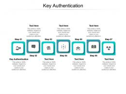 Key Authentication Ppt Powerpoint Presentation Ideas Inspiration Cpb