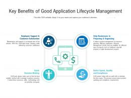 Key Benefits Of Good Application Lifecycle Management