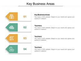 Key Business Areas Ppt Powerpoint Presentation Infographic Template Slides Cpb