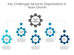 Key Challenges Faced By Organizations In Team Growth