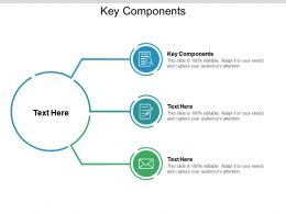 Key Components Ppt Powerpoint Presentation Inspiration Cpb