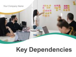 Key Dependencies Marketing Business Growth Innovation Management Financial Resources