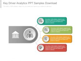 Key Driver Analytics Ppt Samples Download