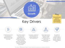 Key Drivers Enterprise Level Ppt Powerpoint Presentation Graphics