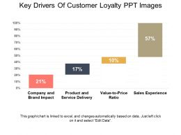 Key Drivers Of Customer Loyalty Ppt Images