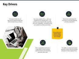 Key Drivers Streaming M2812 Ppt Powerpoint Presentation Infographic Template Ideas