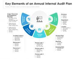 Key Elements Of An Annual Internal Audit Plan