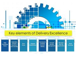 Key Elements Of Delivery Excellence