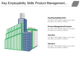 Key Employability Skills Product Management Functions Six Sigma Practices Cpb