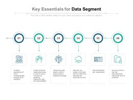 Key Essentials For Data Segment