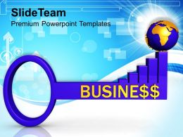 Key Factors For Global Business Strategy PowerPoint Templates PPT Themes And Graphics 0213