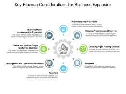 Key Finance Considerations For Business Expansion