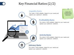 Key Financial Ratios Ppt File Tips