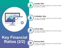 Key Financial Ratios Ppt Summary Ppt Rules