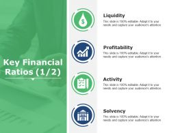 Key Financial Ratios Template 2 Powerpoint Slides