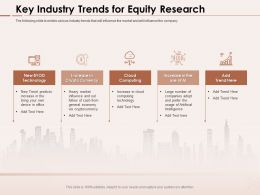 Key Industry Trends For Equity Research Cryptocurrency Ppt Powerpoint Presentation Outline Show