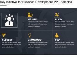 key_initiative_for_business_development_ppt_samples_Slide01
